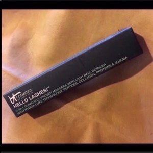 NEW IT Cosmetics Hello Lashes Mascara